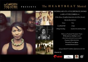 TolumiDE sings 'Oya' for Garden Theater's 'The Heartbeat' musical