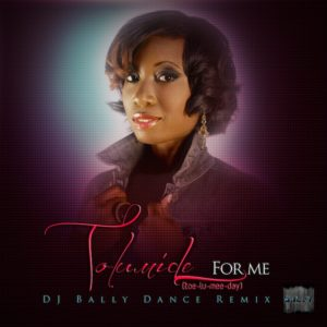 DJ Bally Wins 'For me' Remix contest