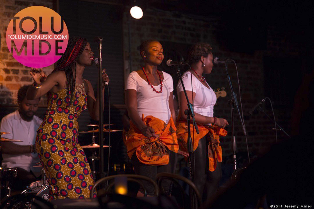 TolumiDE Performance August 2014 Washington DC Concert - 22