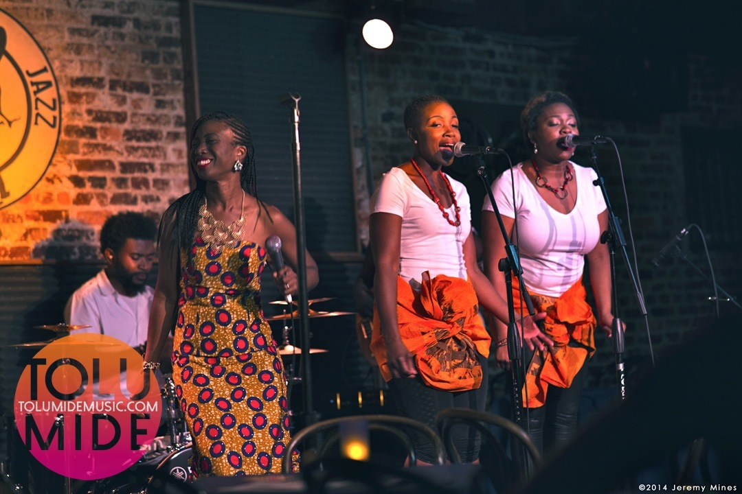 TolumiDE Performance August 2014 Washington DC Concert - 25