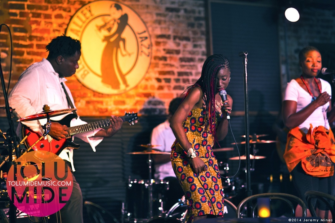 TolumiDE Performance August 2014 Washington DC Concert - 26