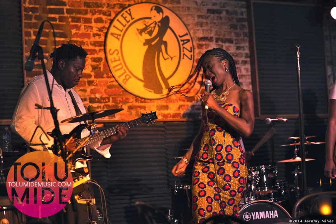 TolumiDE Performance August 2014 Washington DC Concert - 27