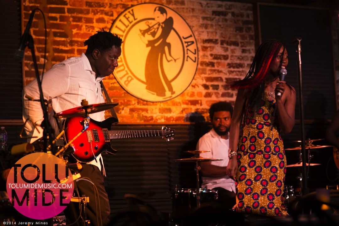 TolumiDE Performance August 2014 Washington DC Concert - 28
