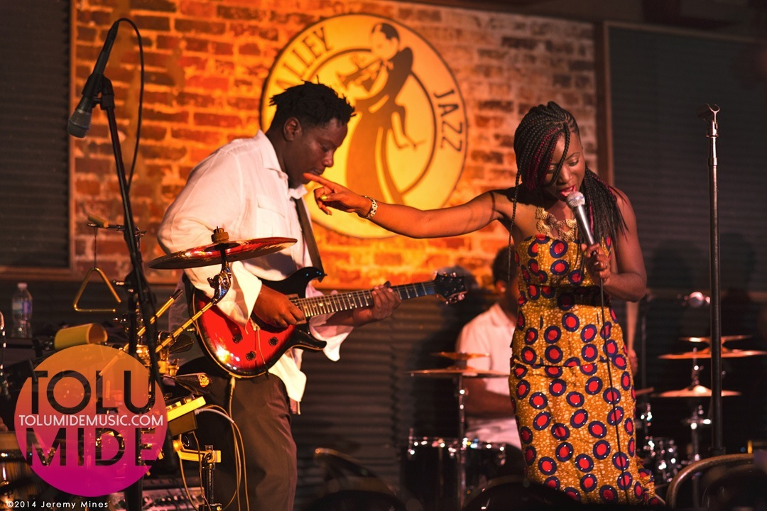 TolumiDE Performance August 2014 Washington DC Concert - 29