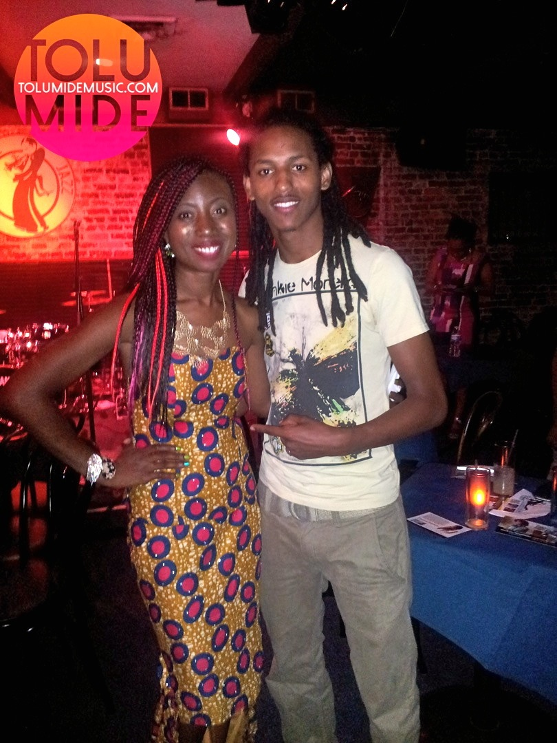 TolumiDE Performance August 2014 Washington DC Concert - 42