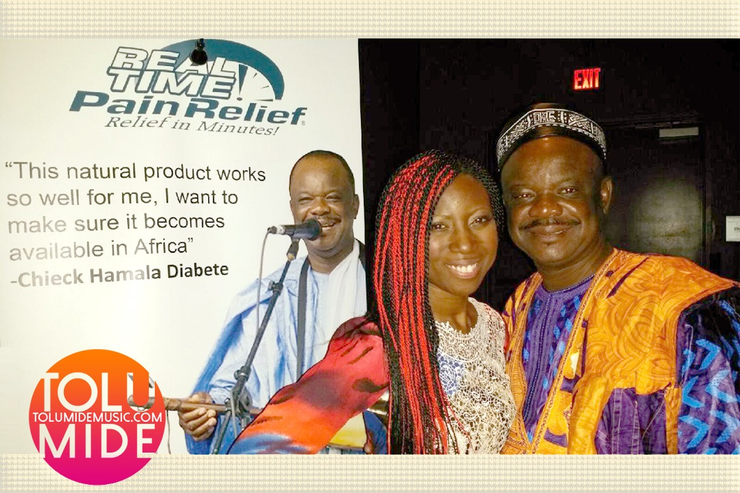 TolumiDE Performance Fillmore Silver Spring MD October 2014 Ebola Relief Concert - 19